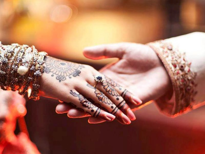 1789-Bride Groom Indian Wedding HD Wallpaperz